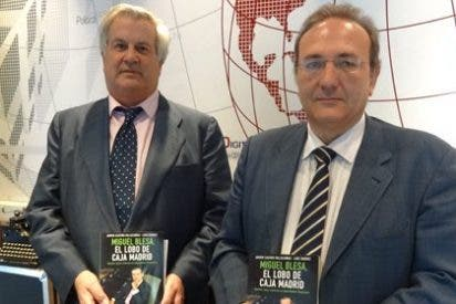 """Suárez y Castro-Villacañas: """"Blesa era amigo de Aznar, pero él se mantiene en Caja Madrid apoyado por la extrema izquierda"""""""