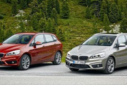 BMW Serie 2 Active Tourer, la familia y uno más