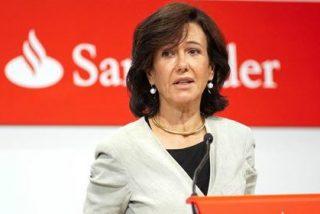 """Ana Botín saca tarjeta roja: """"Actuar con negligencia destruye la confianza de la sociedad en los bancos"""""""