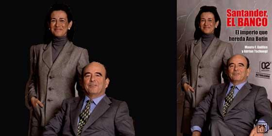 Mauro F. Guillén y Adrian Tschoegl recorren la historia del banco Santander desde sus orígenes