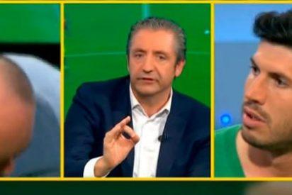 """Cabreo de Pedrerol al mandar frenar la bronca entre Alfredo Duro y Albert Luque: """"No me gusta, era desagradable"""""""