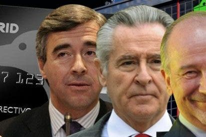 El PP expulsa a Rodrigo Rato y al resto de mangantes que usaban las tarjetas B de Caja Madrid