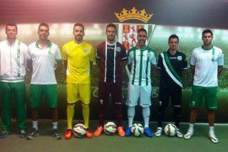 El Córdoba retransmite el partido mediante camaras en las camisetas