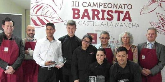 Un ciudadrealeño aspira a ser el mejor preparador de cafés de España