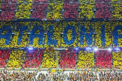 No podrán ir al Camp Nou con camisetas y bufandas del Eibar