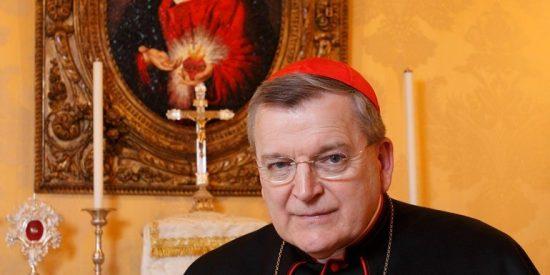TV3 calumnia al cardenal estadounidense Raymond Burke