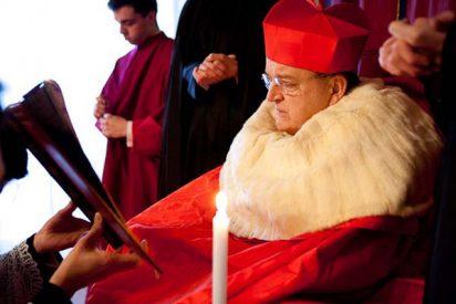 El Papa degrada al cardenal Burke