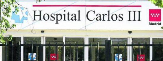 El Hospital Carlos III se cura en salud y habilita cuatro plantas para tratar el ébola