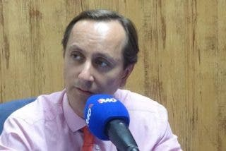 """Carlos Cuesta: """"A Artur Mas le importa un comino Cataluña, solo le importa salvar CiU"""""""