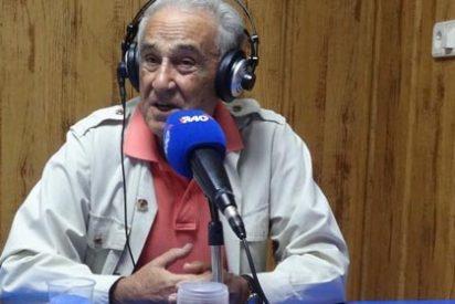 """José María Carrascal: """"Los periodistas nunca deben tener contacto directo con el Gobierno"""""""
