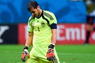 """""""Del Bosque ha señalado a Casillas"""""""