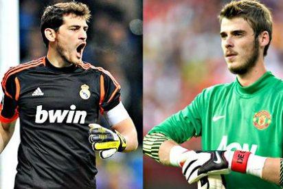La mayoría de los aficionados españoles pondría a De Gea en lugar Casillas de portero ante Luxemburgo