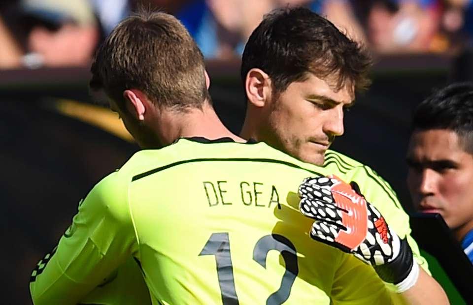 Asegura que Casillas ha pensado en dejar la selección