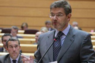 """Catalá dice que el aborto no es una """"patata caliente"""" y fríe a Alfonso Guerra para enfriar los ánimos"""