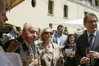 La Generalitat no brinda en el centenario de Freixenet para que no se le atragante tanto 'antisoberanismo'