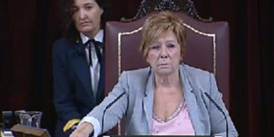[Vídeo] Celia Villalobos llama