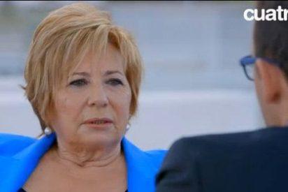 """Celia Villalobos dispara con bala cuando le preguntan por Rato: """"¿Y no hay corrupción en el periodismo?"""""""