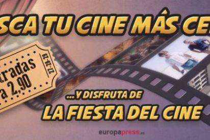 Llega la Fiesta del Cine: tres días con entradas a precios reducidos