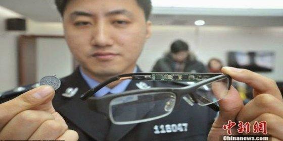¡Cazan a 2.440 estudiantes chinos copiando como locos en un examen!