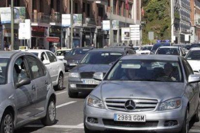 Las matriculaciones de vehículos aumentan un 16,5% en Galicia