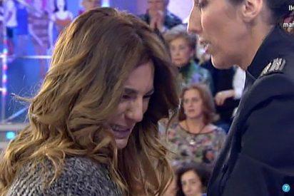 Raquel Bollo, absolutamente destruida: ¿Tiene un pie fuera de 'Sálvame'?