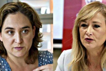 El Juzgado da un revolcón a Ada Colau, la condena a pagar las costas y da la razón a Cristina Cifuentes