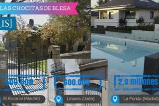 Las 'chocitas' del multimillonario Miguel Blesa: Pasen y vean