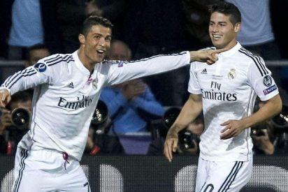 El Real Madrid (5-0) llega como una bala al 'clasico' con el Barça