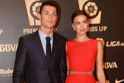 Cristiano Ronaldo, gran protagonista de la Gala de los Premios de la LFP de la temporada 2013-14