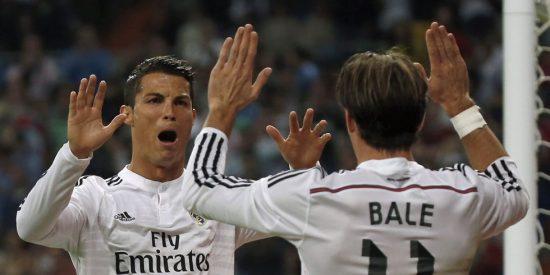 El Real Madrid de Cristiano Ronaldo devora a los 'corderos' del Athletic de Bilbao