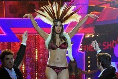 Cristina Pedroche saca su lado más sexy y revoluciona Twitter con su foto
