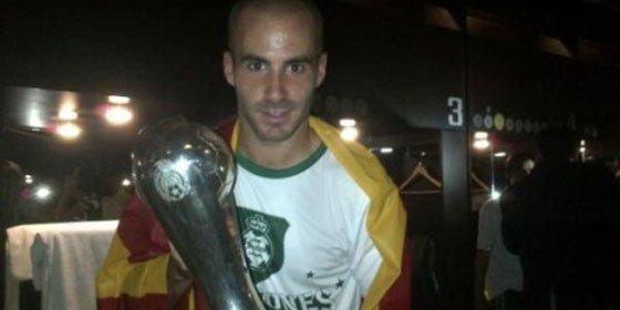 El ex canterano del Barça preferiría jugar con México ante que con España