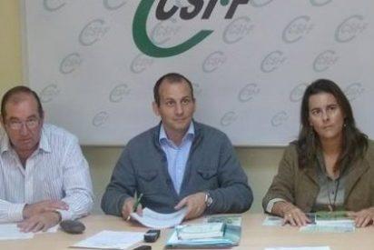 La Central Sindical Independiente y de Funcionarios pide convocar ofertas para profesores durante 5 o 6 años
