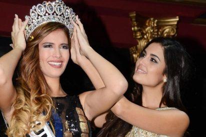 Desiré Cordero, la nueva Miss Universo España 2014