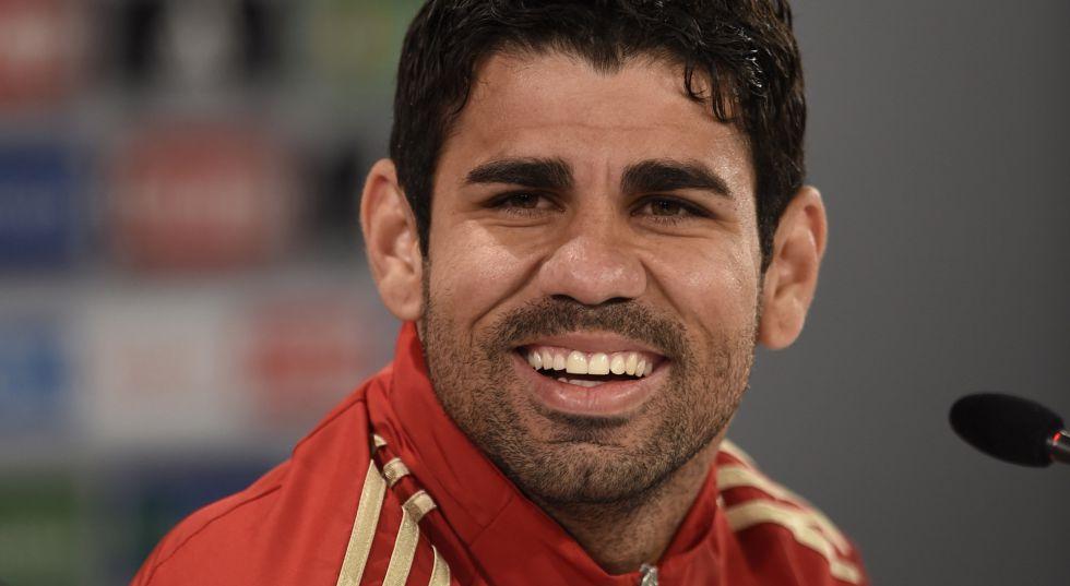 Diego Costa habla de Mourinho y Del Bosque