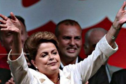 Dilma Rousseff, reelegida presidenta de Brasil... por los pelos