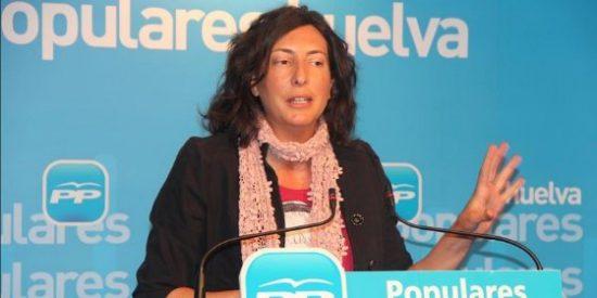 López Gabarro dejará el Parlamento y seguirá como alcaldesa de Valverde del Camino
