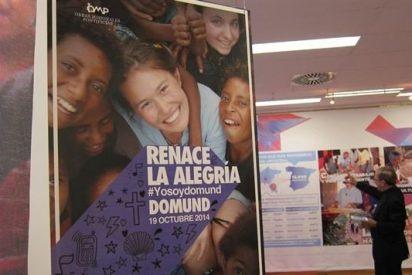 """""""Renace la alegría"""", lema del Domund 2014"""