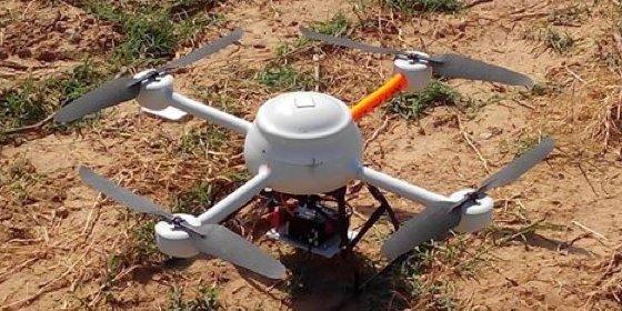 Una empresa de Badajoz realizará el primer vuelo autorizado de drones en España