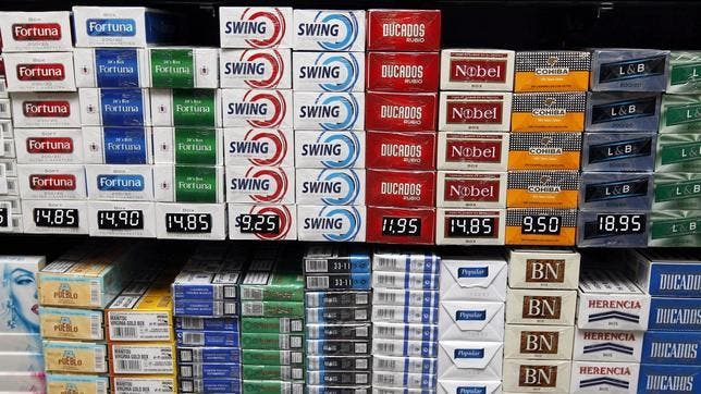 Los estancos podrán 'airearse' y vender toda clase de productos amén del tabaco de toda la vida