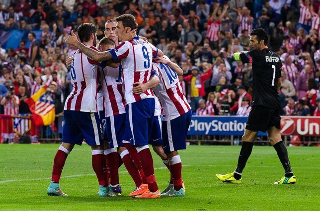 La UEFA estudia sancionar al Atlético