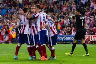 Llega a Madrid para pasar la prueba con el Atlético de Madrid