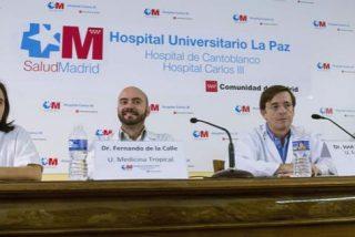 El Circo de Teresa: La sanidad pública madrileña da una lección a los doctores en demagogia