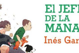 Inés Garland sorprende con una novela de misterio y aventuras sobre el valor de la amistad y el respeto a los animales