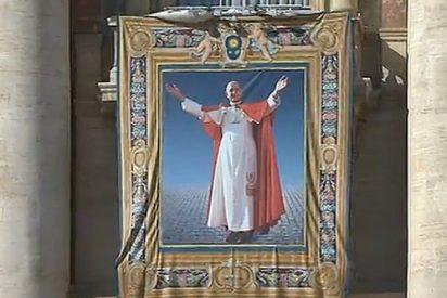 Pablo VI serenamente ya beato