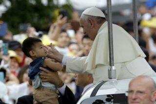 El Papa recibe al presidente de Vietnam