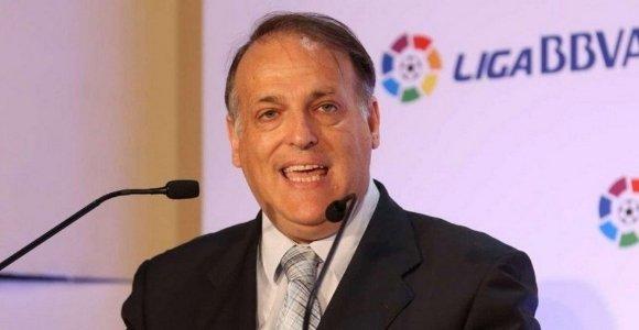 Avisa al Espanyol de que podrían jugar en otra liga