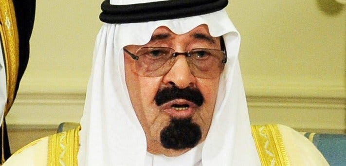 """Rey Abdullah: """"El terrorismo es como la gangrena"""""""