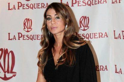 Elena Tablada habla de su ruptura con Daniel Arigita en los premios La Pesquera