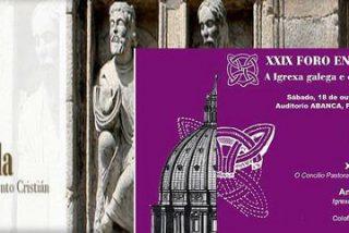 XXIX Foro Encrucillada sobre 'La Iglesia gallega y el Papa Francisco'